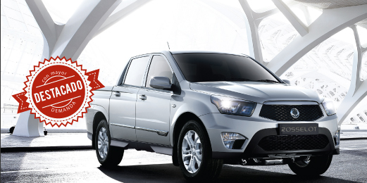 Ssangyong Actyon Sport 4×2