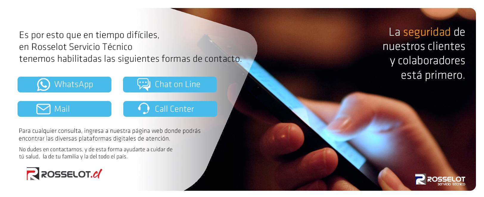 Información Contacto