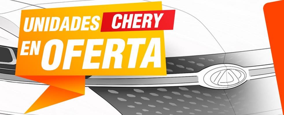 Banner OFERTAS CHERY ROSSELOT