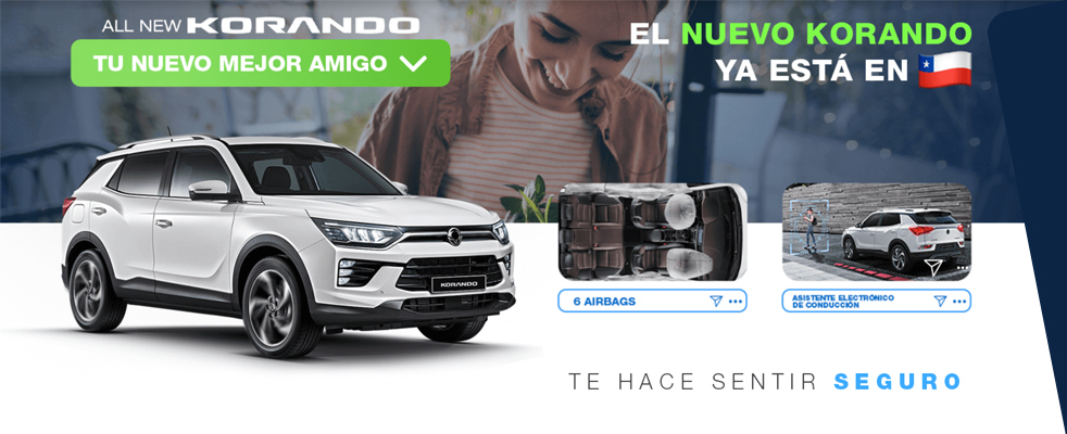 Banner ALL NEW KORANDO